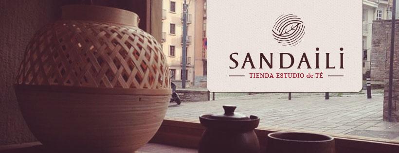 SANDAILI, TIENDA-ESTUDIO de TÉ