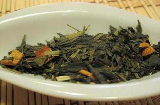 Té-verde-Sencha-jengibre- limón