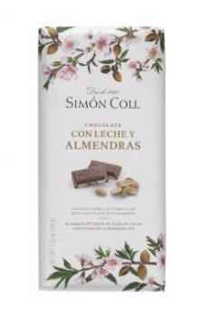 Chocolate-leche-almendras